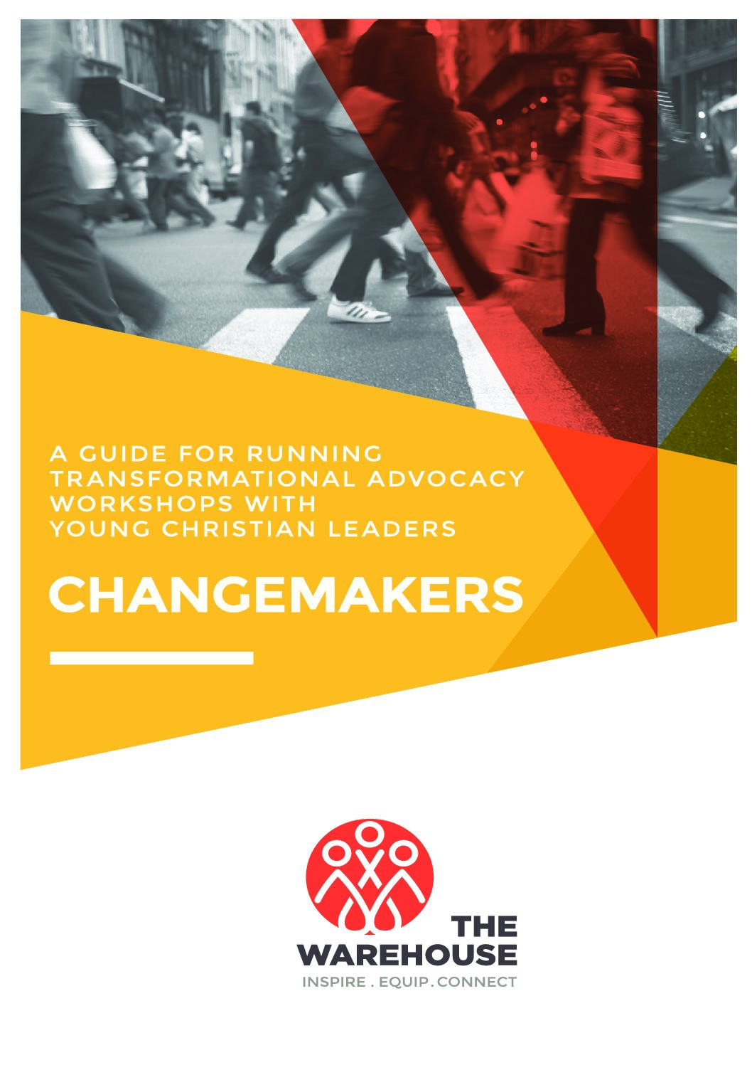 Changemakers Manual | The Warehouse